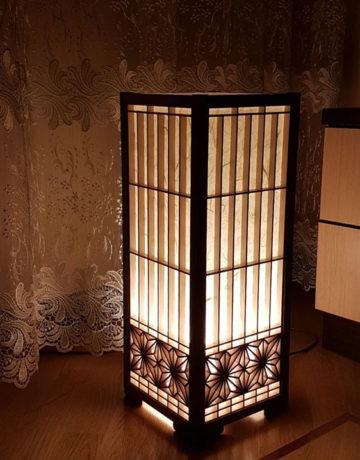 Японский ночной светильник